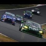 Darren Turner Bawa Podium Perdana New Aston Martin Vantage GT3