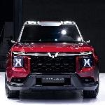 SUV Konsep Wuling Hong Guang X Tampil Memukau di Chengdu Motor Show