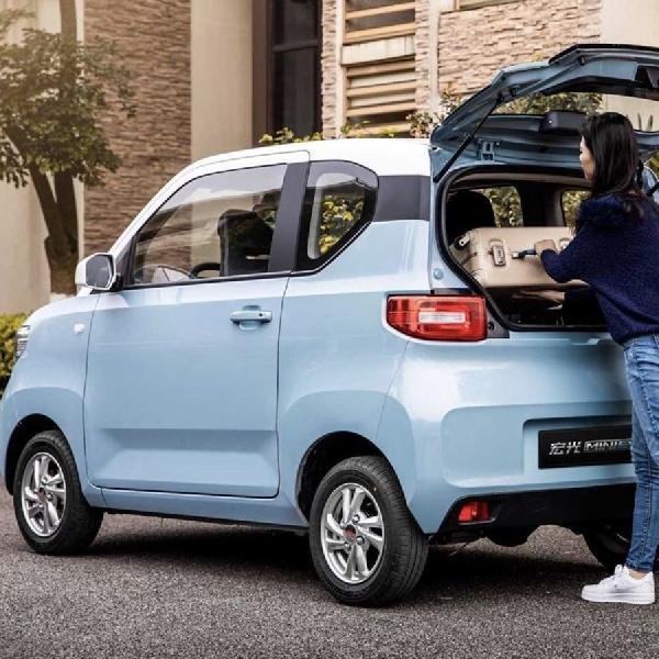 Perlahan Mobil Listrik Ini Kuasai Pasar di China