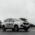 Dorong Industri Otomotif Lebih Baik, Almaz RS  Masih Disubsidi PPnBM 50 Persen