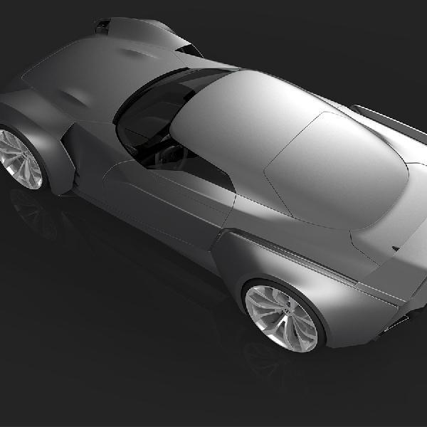 Ini Dia Bocoran GT-R R35 dari Vladimir Gololobov