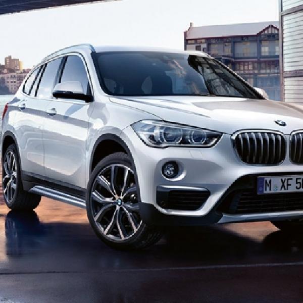 Empat Tahun Lagi, Versi Listrik dari BMW X1 Akan Lahir