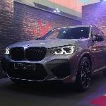 Spesifikasi BMW X3 M dan BMW X4 M Competition
