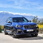 BMW X3 Plug-in Hybrid Siap Meluncur di Tahun Depan