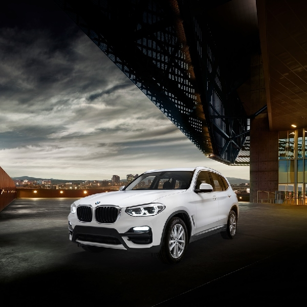 BMW luncurkan The New BMW X3 sDrive20i