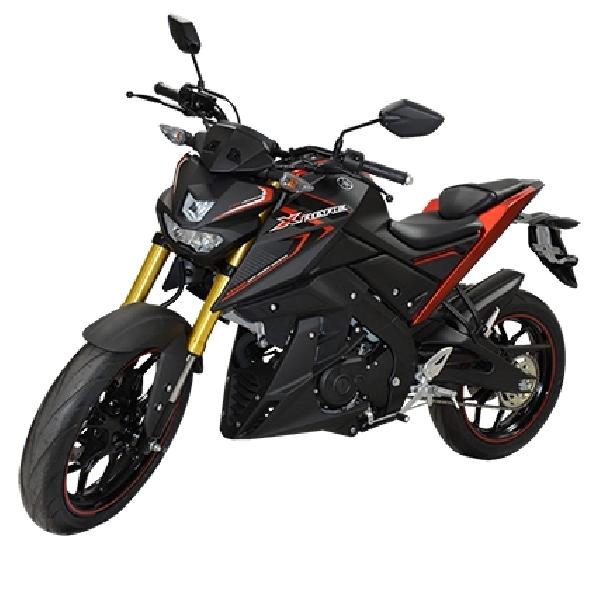 Yamaha Tantang Biker Drifting Bersama Xabre