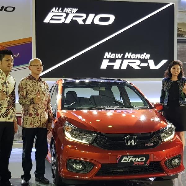 "Honda Usung Tema ""Accelerating Innovation"" di GIIAS Makassar 2018"