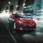 Toyota Camry Terbaru Sudah Resmi Meluncur di Thailand