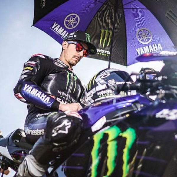 MotoGP: Yamaha Belum Stabil, Vinales Pesimis Bisa Kejar Suzuki