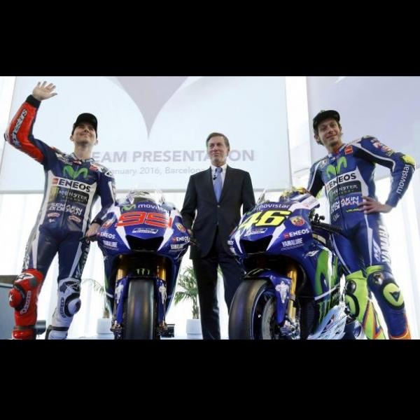 MotoGP: Yamaha Ingin Kedua Pebalapnya Kembali Bersaing Didepan