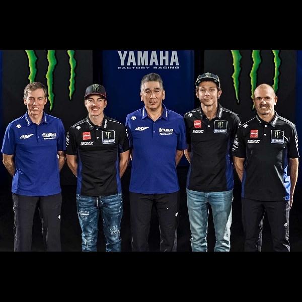 MotoGP: 2020, Yamaha Ingin Motor yang Lebih Muda Dikendalikan