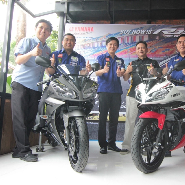 Yamaha Luncurkan R15 Ohlins Special Edition
