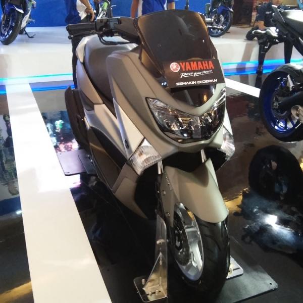 Yamaha Bongkar Teknologi VVA Nmax di IIMS 2016