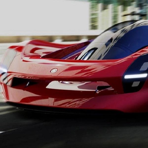 Konsep Yamaha OX-2020, Supercar Inovatif