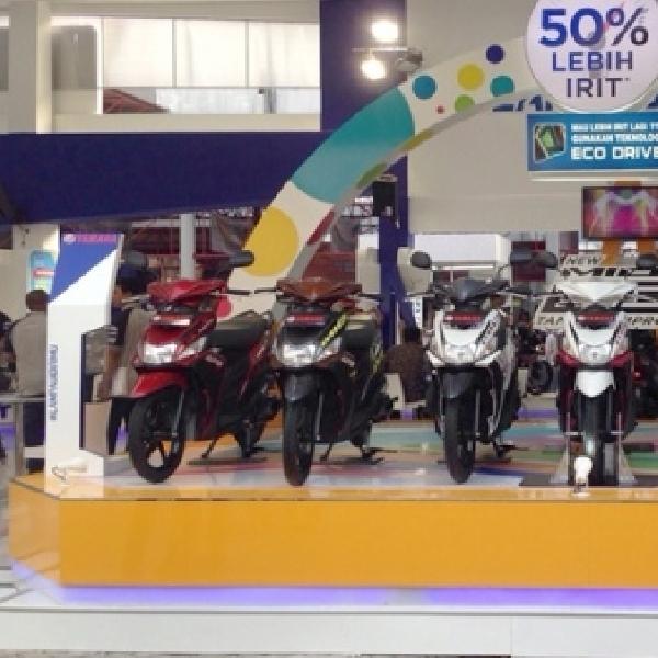 Yamaha Targetkan 7.000 Unit Laku Selama Jakarta Fair 2016