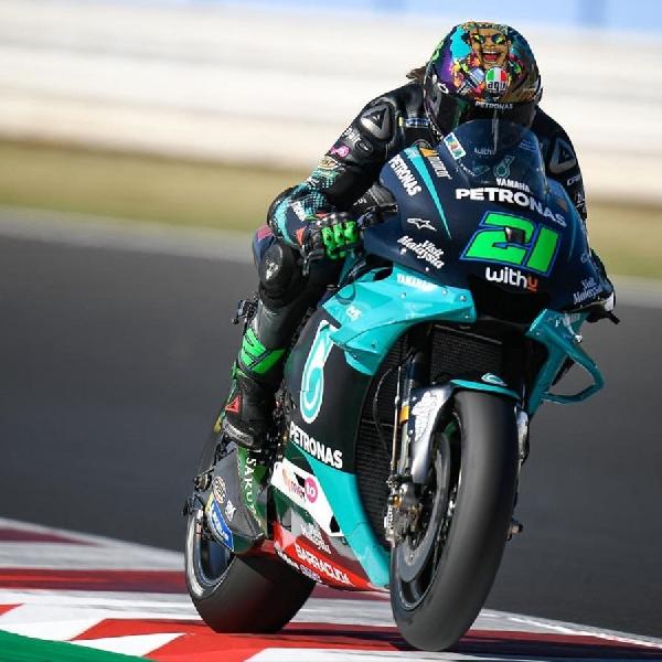 MotoGP: Yamaha Ungkap Alasan Morbidelli Tidak Diberi Motor Pabrikan MotoGP