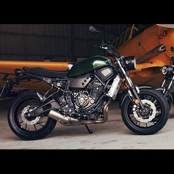 Bocoran Gambar Yamaha XSR250 40 HP, Dikembangkan Khusus oleh Yamaha