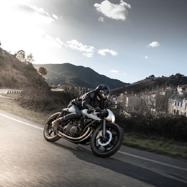 Modifikasi Yamaha XSR900, Type 11 Cafe Racer Retro Futurist
