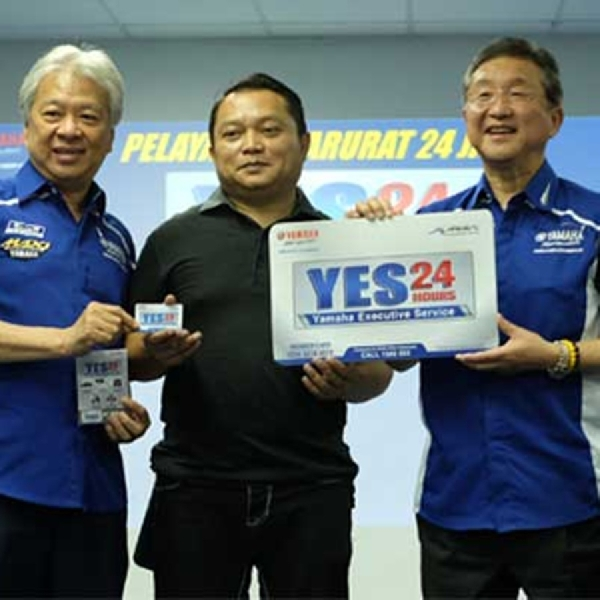 Tingkatkan Kepuasan Konsumen, Yamaha Perkenalkan Konsep Komitmen Layanan 5S
