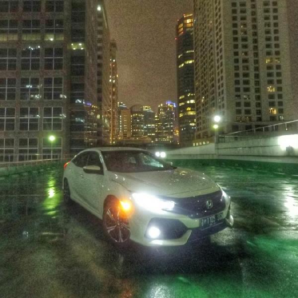 Impresi Pertama Honda Civic Hatchback