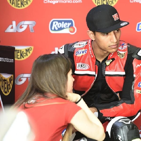 MotoGP: Yonny Hernandez Bakal Geber Yamaha Tech 3 di Sepang