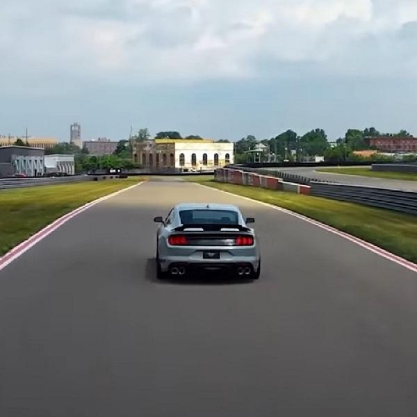 YouTuber Terkenal Ungkap Perubahan Ford Mustang Shelby GT500 2021 dan Mach 1