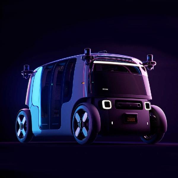 Zoox Perkenalkan Taksi Masa Depan Nan Otonom dan Fungsional