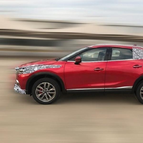 Zotye Jiplak SUV Mirip Mazda CX-4