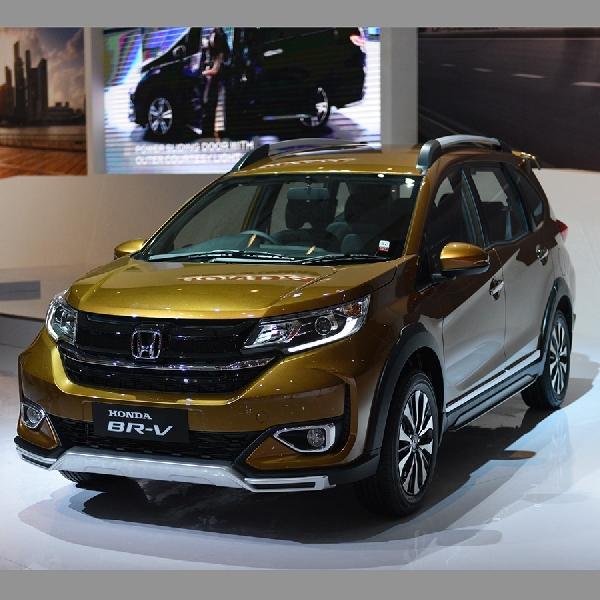 New Honda BR-V - Makin Banyak Gimmick-nya