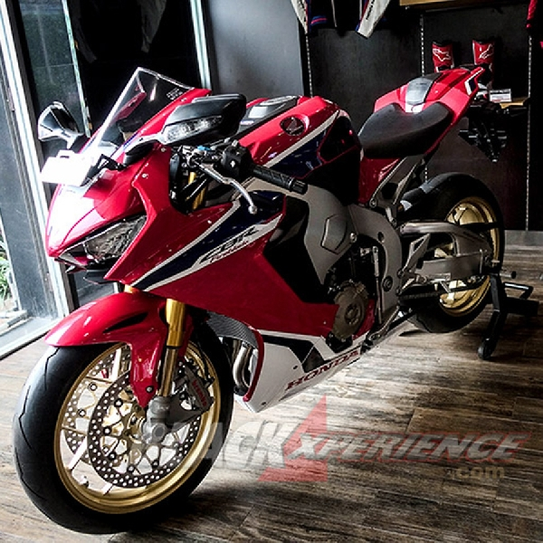 All New Honda CBR1000RR SP – Fire Up Your Ride