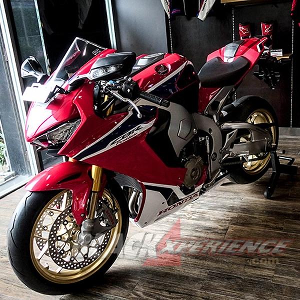 All New Honda CBR1000RR SP – Fire Up Your Ride