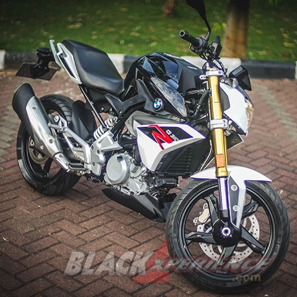 BMW G310 R - Definitely Still BMW