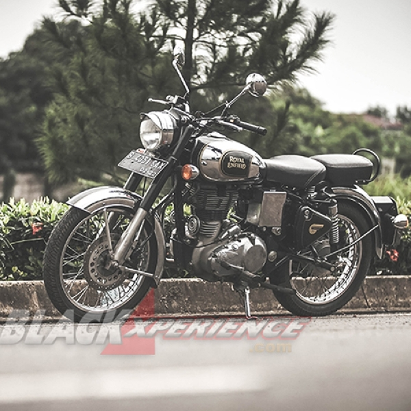 Royal Enfield Classic 500 Chrome - A Renewable Classic