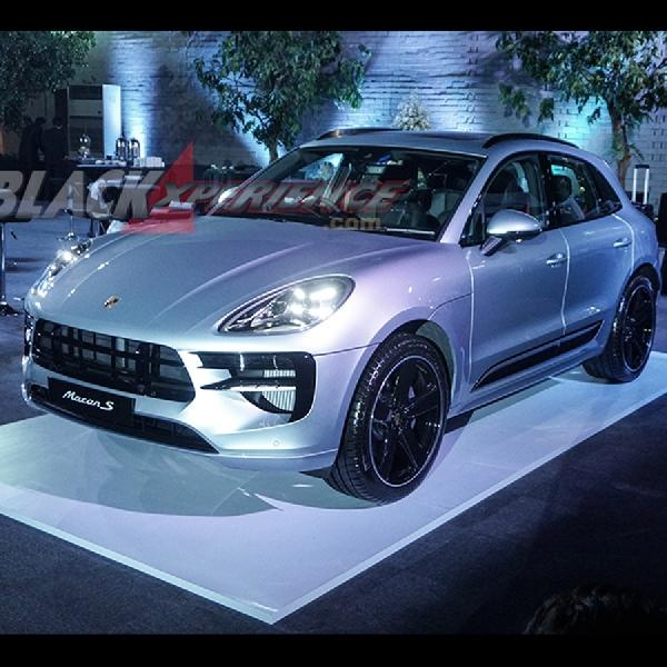 Energi Baru Sport SUV New Porsche Macan S