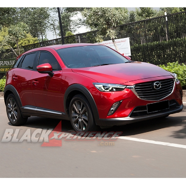 Mazda CX-3 - New Sensation