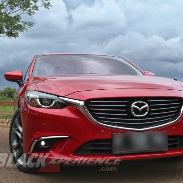 Test Drive Mazda6 Terbaru di Indonesia