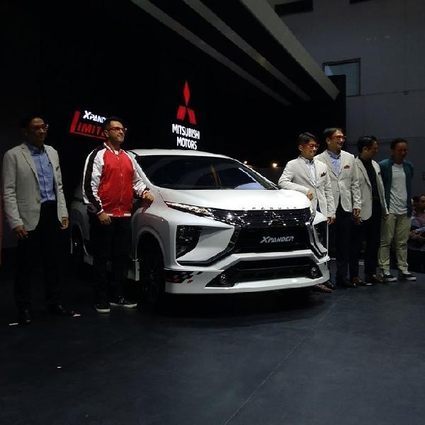 Mitsubishi Xpander Limited - Tampil Gaya Dengan Elemen Terbaru