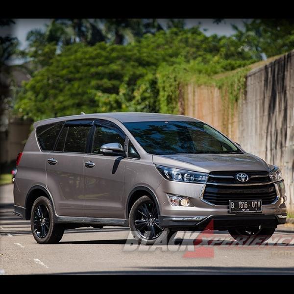 Toyota Kijang Innova Venturer - Practicality Meets Exclusivity