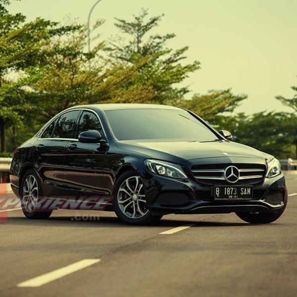 Mercedes Benz C200 Avantgarde W205 - Comfort Zone