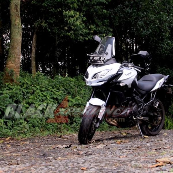 Test Ride: Kawasaki Versys 650, Semakin Handal dan Bertenaga