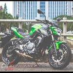 Kawasaki Z650 - Everyday Big Bike