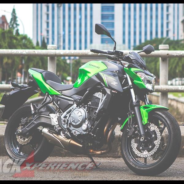 Kawasaki Z650 - Everyday Big Bike