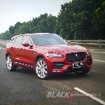 Jaguar F-Pace - SUV dengan DNA Sports Car