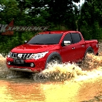 Test Drive: Mitsubishi All New Triton, D-Cab Eksklusif