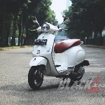 Vespa Primavera, Modern Classic Scooter