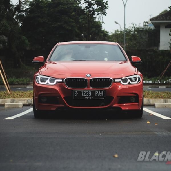 BMW 330i M Sport - Sedan Dinamis dan Sporty