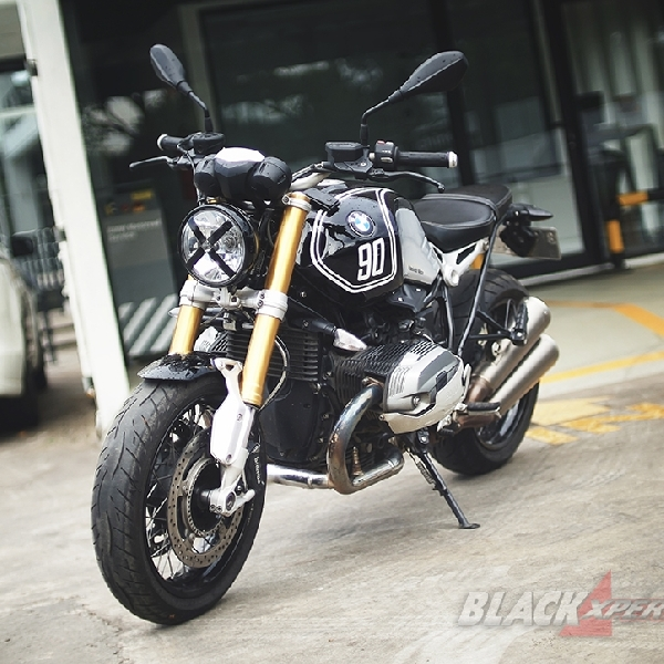 BMW R nineT - Pure Riding Sensation