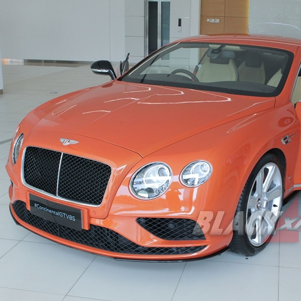 Bentley Continental GT V8 S, S for Sport