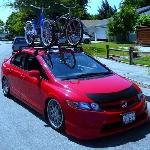 Tips: Pasang Aman Bike Rack di Mobil Kesayangan