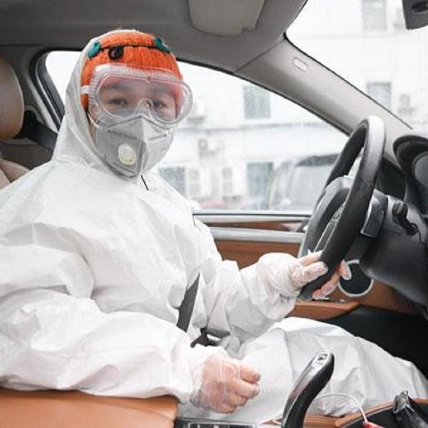 Aksesori Mobil Canggih ini Siap Tangkal Infeksi Covid-19